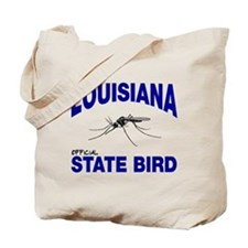 Louisiana State Bird Tote Bag
