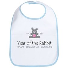 """Year of the Rabbit"" [1999] Bib"