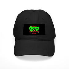 Happy Valientine's Day V2 Black Cap