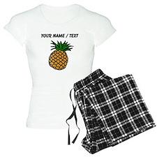 Custom Pineapple pajamas