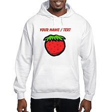 Custom Strawberry Cartoon Jumper Hoody
