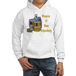 Weapons of Mass Dependency Hooded Sweatshirt