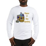 Weapons of Mass Dependency Long Sleeve T-Shirt