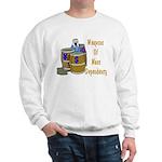 Weapons of Mass Dependency Sweatshirt