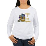 Weapons of Mass Dependency Women's Long Sleeve T-S