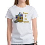 Weapons of Mass Dependency Women's T-Shirt