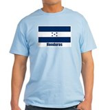 Honduras Ash Grey T-Shirt