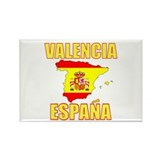 Cute Espanol Rectangle Magnet