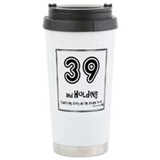 39AHC Thats My Story-Black Travel Mug