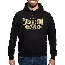Taekwondo Dad Hoodie