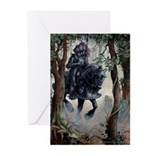 The Black Knight Greeting Cards (Pk Of 10)