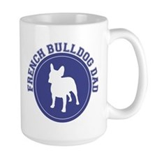 French Bulldog Dad Mug