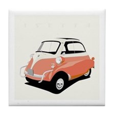 Isetta Tile Coaster