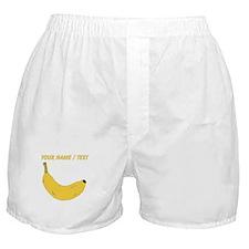 Custom Banana Boxer Shorts