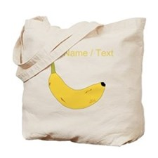 Custom Banana Tote Bag