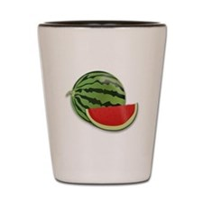 Watermelon Shot Glass