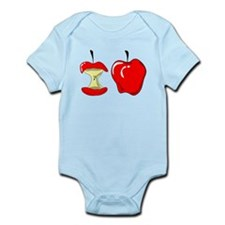 Red Apples Body Suit