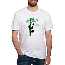Panda With Bamboo Shirt