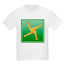 Brigit's Cross Kids T-Shirt