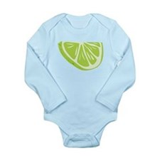 Lime Slice Body Suit