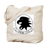 VAW 113 Black Eagles Tote Bag