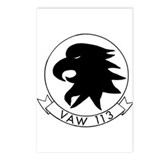 VAW 113 Black Eagles Postcards (Package of 8)