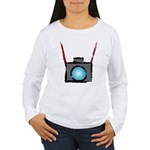 WTD: Camera On Women's Long Sleeve T-Shirt