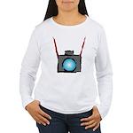 WTD: Camera On Women's Long Sleeve T-Shirt