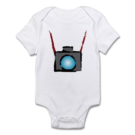 WTD: Camera On Infant Bodysuit