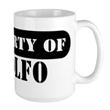 Property of Adolfo Mug
