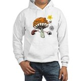 Trippy Mushroom Hoodie