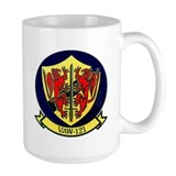 VAW 121 Blue Tails Coffee Mug