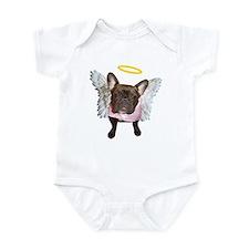 Angel Frenchie Infant Bodysuit