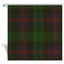 Urquhart Tartan Shower Curtain