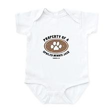 Minnie Jack dog Infant Bodysuit