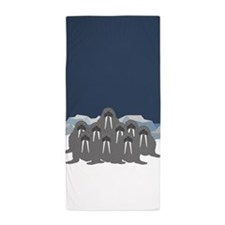 Walrus Beach Towel