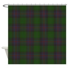 Shaw Tartan Shower Curtain