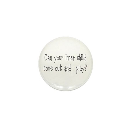 Inner Child Mini Button (100 pack)