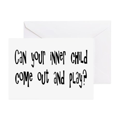 Play Greeting Cards (Pk of 10)