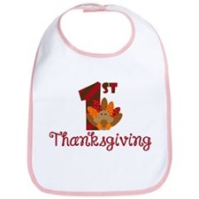 1st Thanksgiving Bib