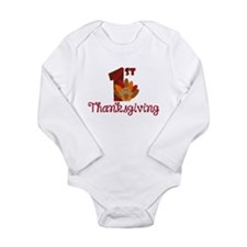 1st Thanksgiving Body Suit