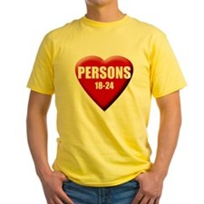 Persons 18-24 T