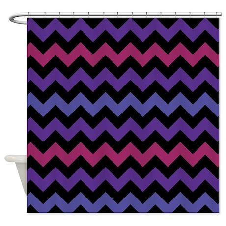 Purple and pink chevron pattern - photo#5
