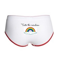 Unique Rainbows Women's Boy Brief