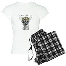Valhöll Viking Warrior pajamas