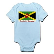 ADORABLE made in Jamaica CUTE Body Suit
