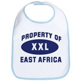 Property of EAST AFRICA Bib