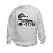 Minnesota Loon Sweatshirt