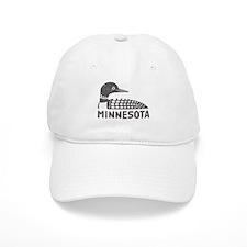 Minnesota Loon Baseball Baseball Cap