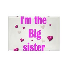 Big Sister II Rectangle Magnet